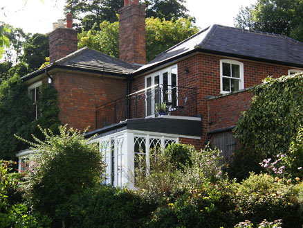 Extension and Alterations to Regency Period Property
