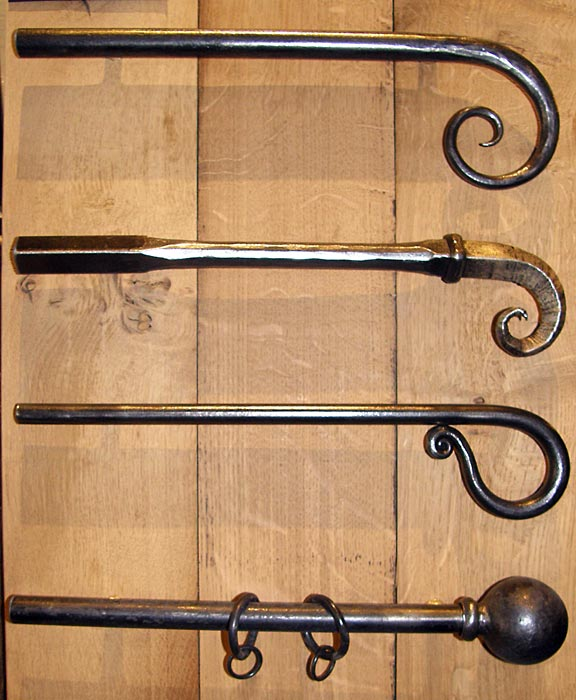 Curtain Pole Finial Samples Furniture Staircases